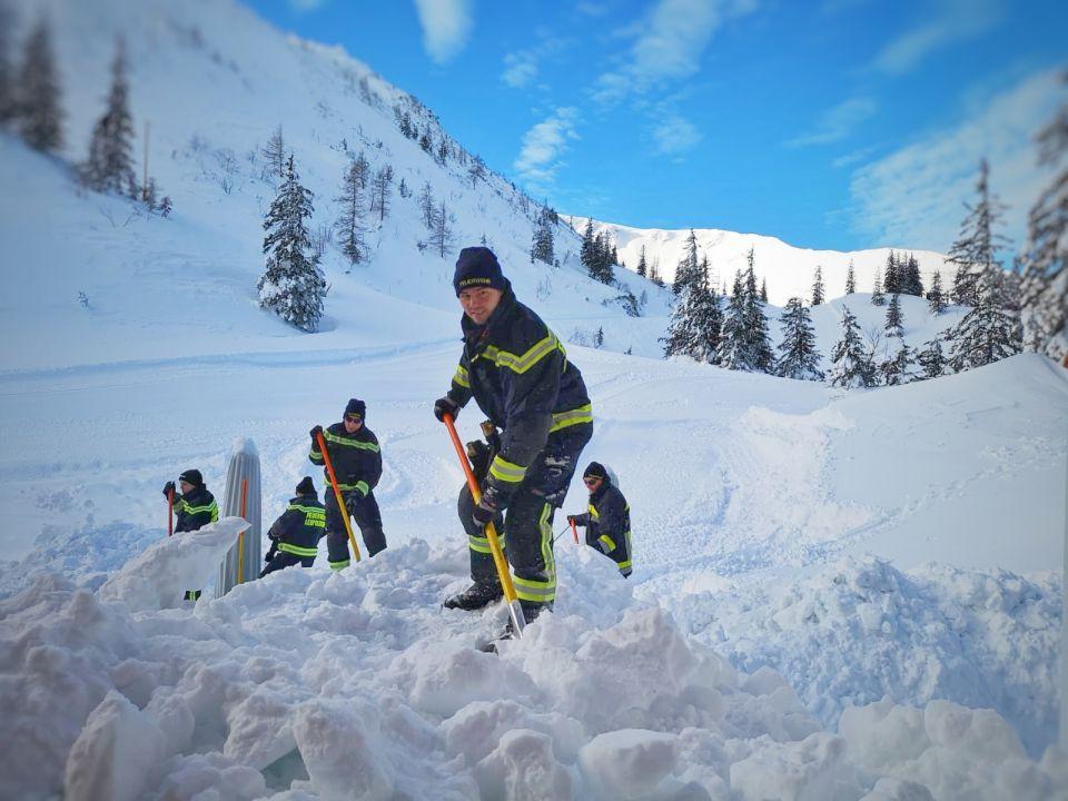 Ein paar Impressionen von unserem Einsatz am Hochkar. #schnee19 #khd #katastrophenhilfsdienst #hochkar