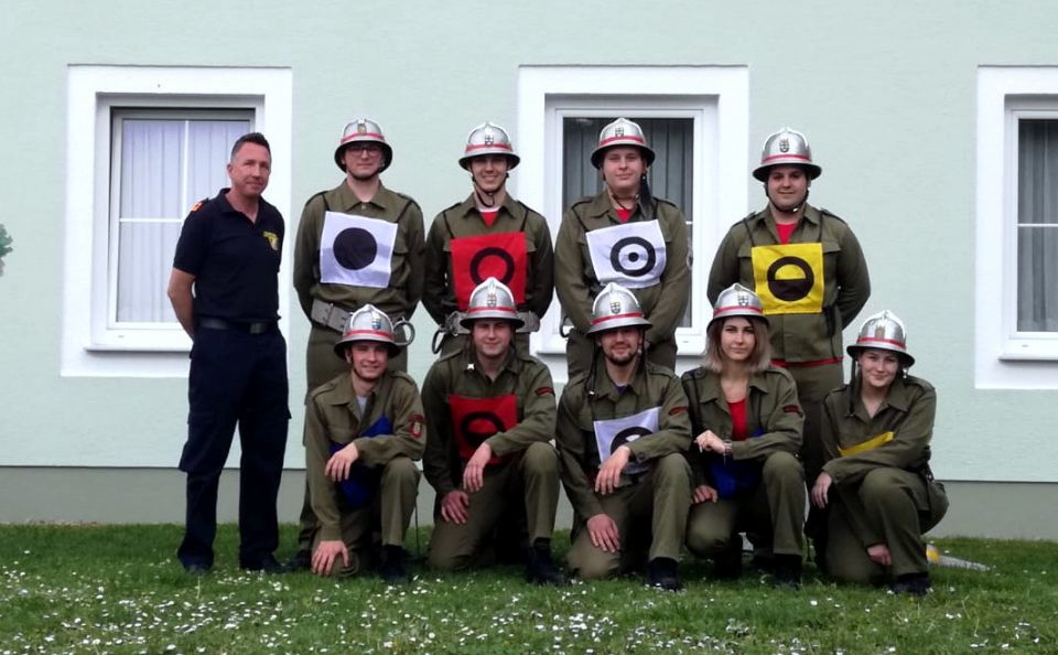 Für unsere Wettkampfgruppe hat heute die Bewerbssaison, mit der Teilnahme an den Abschnittsfeuerwehrleistungsbewerben (AFLB) in Scharndorf, offiziell begonnen.